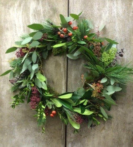 Floral Design - Holiday Wreath Workshop @ Outdoor Design | Fairfield | Connecticut | United States